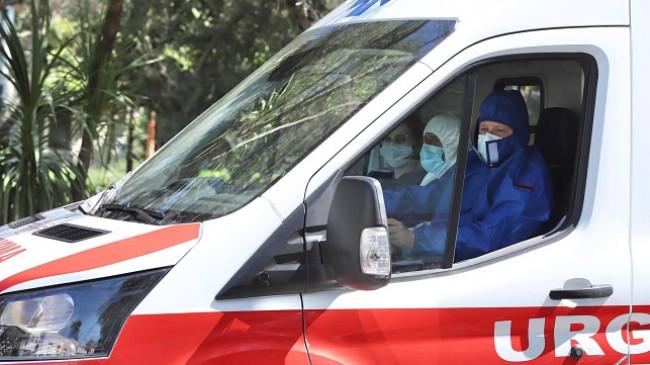 COVID-19/ 108 raste të reja, dy humbje jete dhe 41 të shëruar në Shqipëri