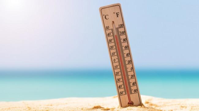 Temperaturat mesatare në muajin gusht në qytete europiane, në mesin e tyre Tirana dhe Prishtina