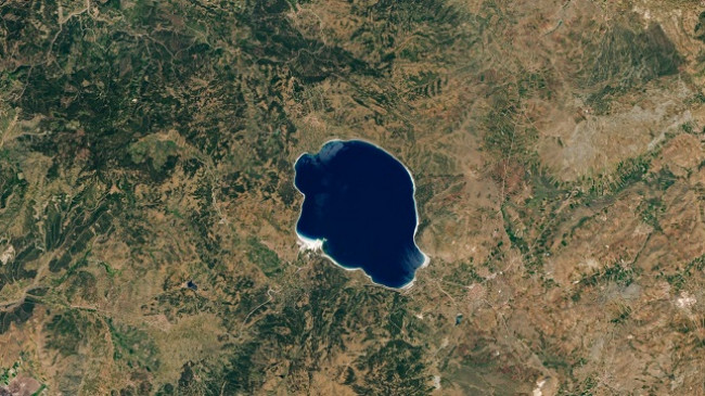 NASA: Krateri Jezero në Mars ngjason me liqenin Salda në Turqi