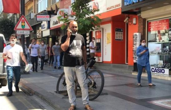 Një tërmet i fuqishëm godet Turqinë juglindore