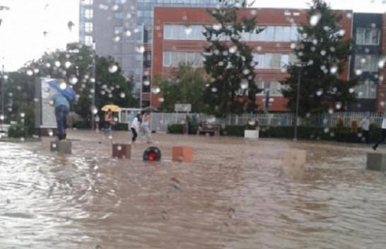 IHMK paralajmëron vërshime dhe përmbytje në Kosovë