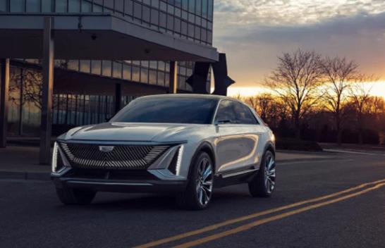 Cadillac prezanton makinën e së ardhmes, i gjithi elektrik