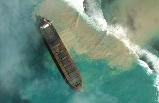 Mauritius shpall emergjencën mjedisore ndërsa anija derdh karburantin