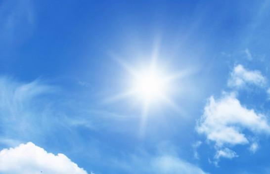 Mesatarja e diellit për muajin gusht në qytetet europiane, Prishtina dhe Shkupi në mesin e tyre