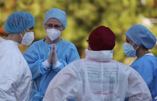 Raporti i 24 orëve të fundit: 153 raste të reja dhe 130 të shëruar nga koronavirusi në Shqipëri