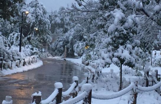 Surprizon moti në Kolorado - Nga dielli në borë