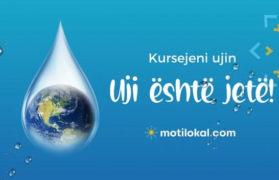 Kursejeni ujin, uji është jetë!
