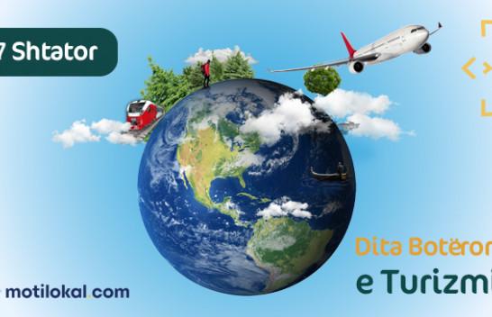 27 Shtator - Dita Botërore e Turizmit