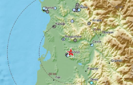 Shqipëria nuk gjen qetësi nga tërmetet, sërish dridhet toka