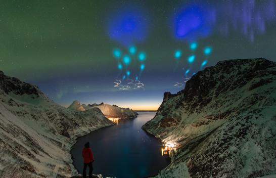 Fotografitë më të bukura të hapësirës për vitin 2020