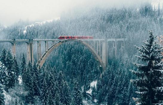 Udhëtimet më spektakolare hekurudhore të Europës
