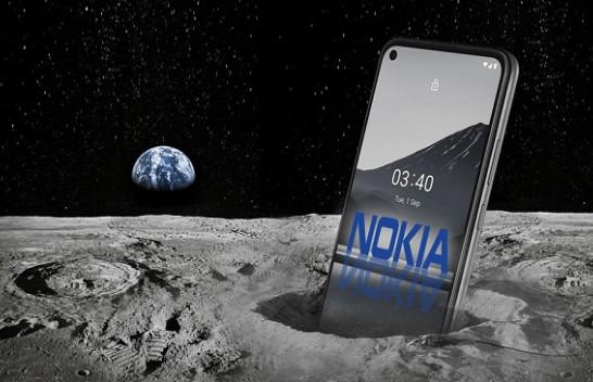 NASA dhe Nokia po vendosin rrjetin 4G në hënë