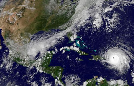 Uraganet e fuqishëm e kanë origjinën mijëra kilometra larg vendit që godasin