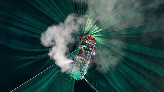 Të shikosh botën nga ajri, shpallen fotot më të bukura të vitit me dron