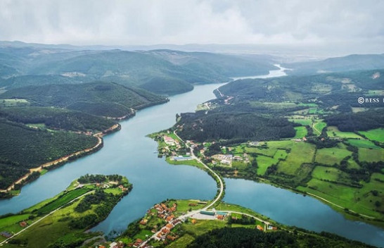 Ujësjellësi 'Prishtina' tregon nivelin e ujit në liqenin e Batllavës dhe Badovcit