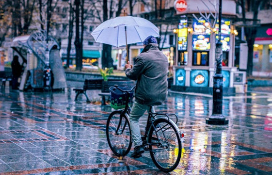 Moti sot dhe fundjavë me vranësira e reshje shiu në Maqedoni