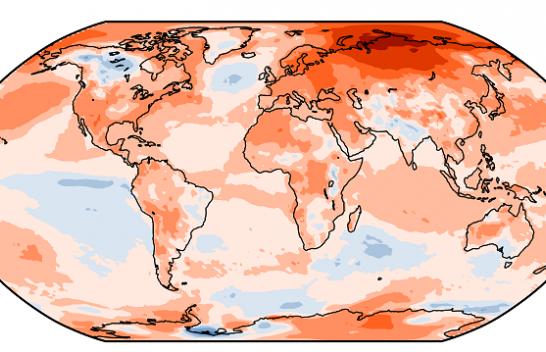 2020-ta viti më i nxehtë në Evropë
