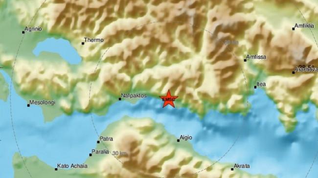 Greqia brenda pak orësh goditet nga katër tërmete