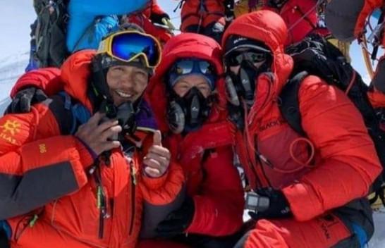 Alpinistja Uta Ibrahimi 'pushton' malin më vdekjeprurës në botë