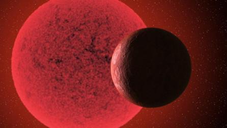 Zbulohet super-Toka e re që rrotullohet rreth një ylli xhuxh të kuq