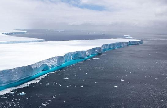 Ajsbergu që ishte për një kohë më i madhi në botë nuk është më
