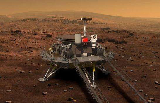 Kina ul për herë të parë anijen e saj kozmike në Mars