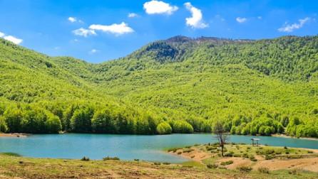 Liqeni i Fushë-Studën, një nga perlat dhe bukuritë natyrore të Shqipërisë