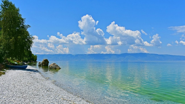 Mot me diell dhe shumë i nxehtë në Maqedoni