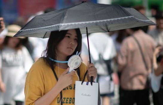 Japoni, 23 persona të vdekur për shkak të temperaturave të larta