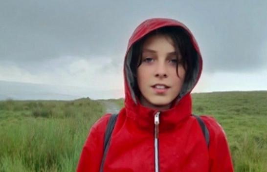 Ndryshimet klimatike: 11-vjeçari ecën 321 kilometra për të rritur ndërgjegjësimin