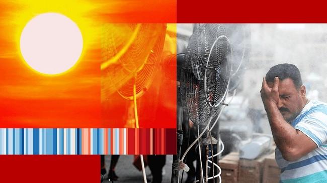 Ndryshimi i klimës: Bota sheh dy herë më shumë ditë me temperatura mbi 50 gradë Celsius