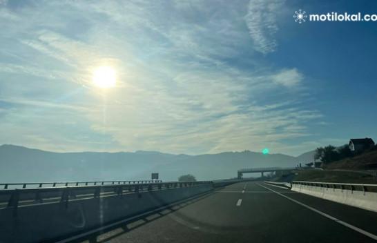 Edhe sot mot me diell e ngrohtë, nga e marta reshje shiu në Kosovë
