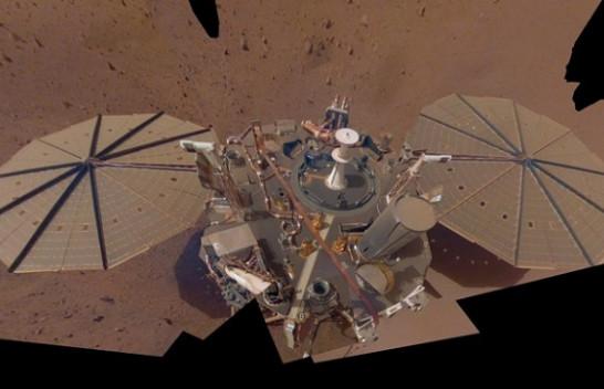 NASA zbulon tërmetin më të gjatë ne planetin Mars, zgjati 90 minuta