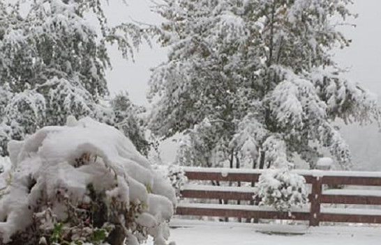 Moti sot në Kosovë, me shi dhe borë